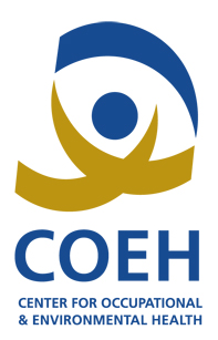 Center for Occupational and Environmental Health logo
